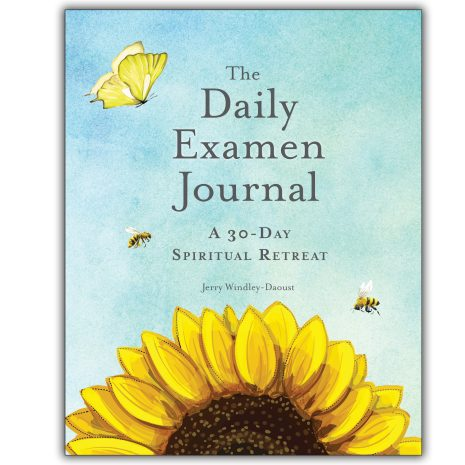 Daily Examen Journal (front cover)
