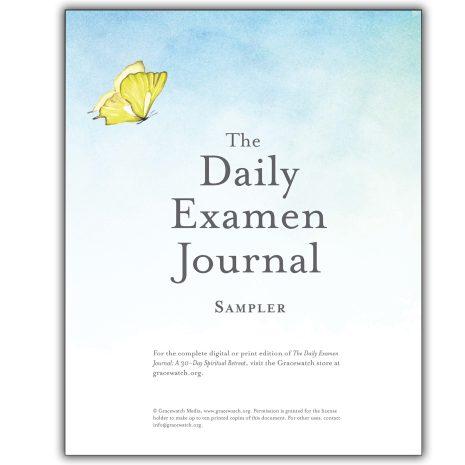 The Daily Examen Journal Sampler Cover